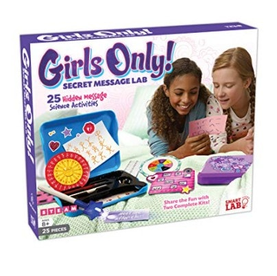 SmartLab Toys Girls Only! Secret Message Lab Now .59 (Was .99)