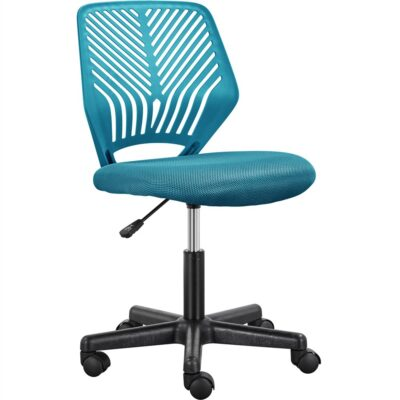 SmileMart Adjustable Armless Office Chair Ergonomic Computer Chair Now $55.79