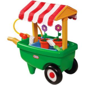 Little Tikes 2-in-1 Garden Cart & Wheelbarrow Now  (Was .76)