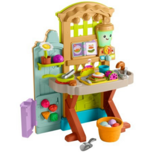 Fisher-Price Laugh & Learn Grow-The-Fun Garden Play Kitchen Now  (Was .99)