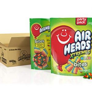 Airheads Xtremes Bites, Rainbow Berry Now .32