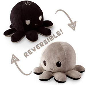 The Original Reversible Octopus Plushie Now .50  (Was .00 )