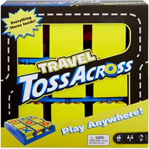 Travel Tic Tac Toe Tossing Game Now .55 (Was .99)