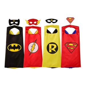 Rubie's Super Hero Cape Set Now .49 (Was .99)
