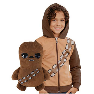 Cubcoats Star Wars Chewbacca 2 in 1 Transforming Classic Zip Up Now .00 (Was .00)