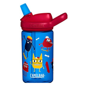 CamelBak Eddy Water Bottle with Straw Skate Monsters Now .20 (Was .00)