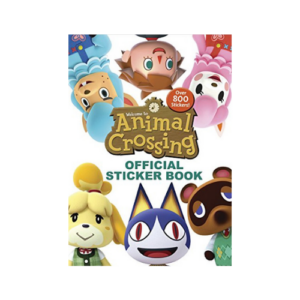 Animal Crossing Official Sticker Book (Nintendo) Now .34 (Was .99)