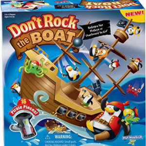 Don't Rock The Boat Skill & Action Balancing Game Now .39 (Was .99)