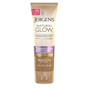 Jergens Natural Glow 3-Day Self Tanner 4 Ounce Now .04 (Was .99)