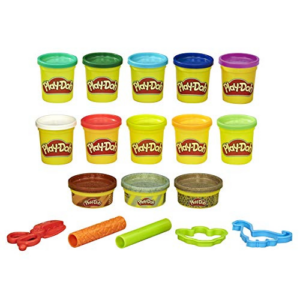 Play-Doh Bulk Dinosaur Colors 13-Pack Now .99 (Was .99)