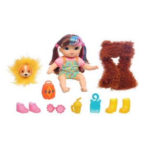 Baby Alive Littles Fantasy Styles Squad Doll Now .32 (Was .99)