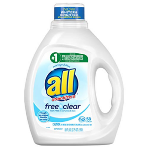 all Liquid Laundry Detergent 58 Loads, Now .98 (Was .99)