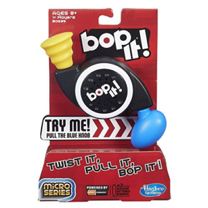Hasbro Gaming Bop It! Micro Series Game Now .99 (Was .99)
