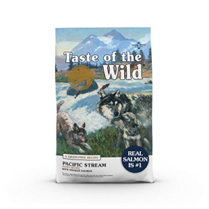 Taste of the Wild Pacific Stream Dry Dog Food 14lb Now .36 (Was .99)