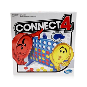 Connect 4 Strategy Board Game Now .39 (Was .99)