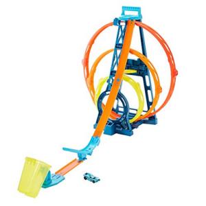 Hot Wheels Track Builder Unlimited Triple Loop Kit Now .74 (Was .99)