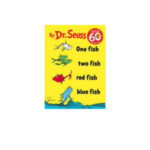 One Fish Two Fish Red Fish Blue Fish (I Can Read It All by Myself) Now .23 (Was .99)