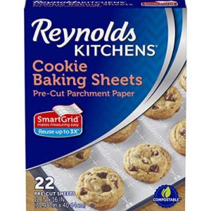 Reynolds Kitchens Non-Stick Baking Parchment Paper Sheets Now .48