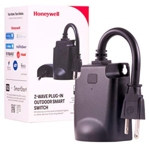 Honeywell UltraPro Z-Wave Plus Outdoor Plug-in Switch, Now .73 (Was .99)