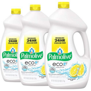 Palmolive Eco Dishwasher Detergent Gel 45 ounce (3 Pack) Now .41 (Was .47)