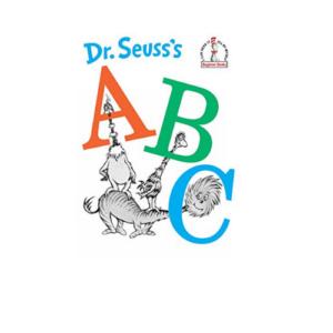 Dr. Seuss's ABC Book Now .92 (Was .99)