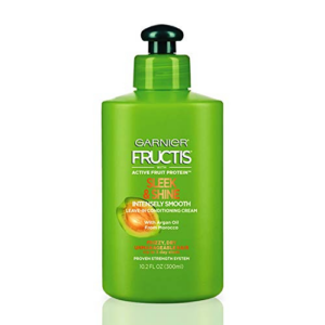 Garnier Fructis Sleek and Shine Intensely Smooth Leave-In Conditioning Cream, 10.2 Fluid Ounce Now .40 (Was .99)
