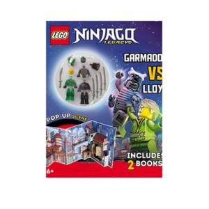 Ninja Mission: Garmadon vs. Lloyd (Lego Ninjago Legacy) Now .80 (Was .99)