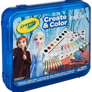 Crayola Frozen 2 Art Set Now .97 (Was .99)