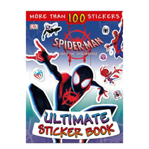 Ultimate Sticker Book: Marvel Spider-Man: Into the Spider-Verse Now .59 (Was .99)