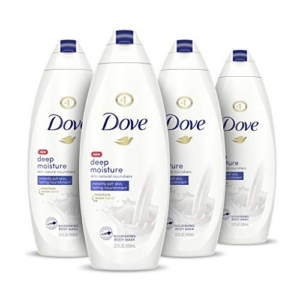 Dove Body Wash with Skin Natural Nourishers 4 Count Now .51 (Was .96)