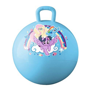 Hedstrom My Little Pony Hopper Ball, Hop Ball for Kids, 15 Inch Now .30 (Was .99)