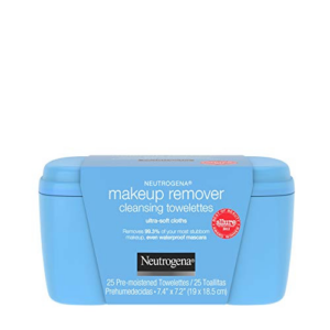 Neutrogena Makeup Remover Facial Cleansing Towelettes Now .79 (Was .99)