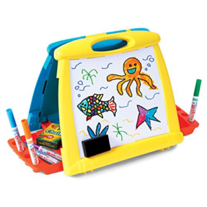 Crayola Art-to-Go Table Easel Now .99 (Was .99)