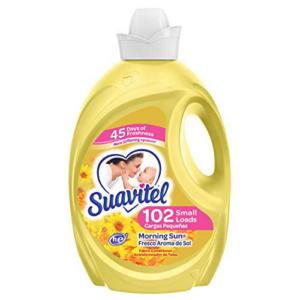 Suavitel Fabric Softener, Morning Sun Now .48 (Was .49)