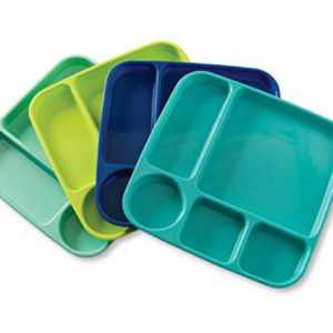 Nordic Ware Meal Trays, Set of 4, Coastal Colors Now .90 (Was .50)
