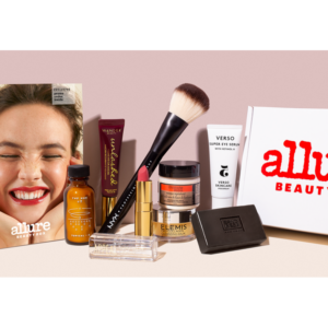 $300+ Allure Beauty Box ONLY $23 Shipped