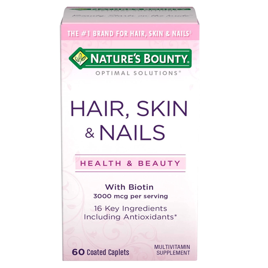 Nature's Bounty Optimal Solutions Hair, Skin & Nails Now .61 (Was .39)