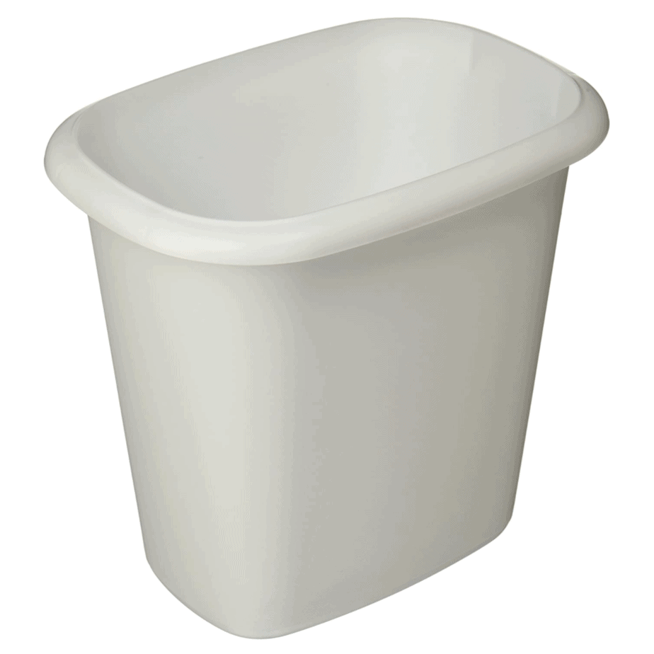 Rubbermaid 6-Quart Trash Can Now .48 (Was .43)