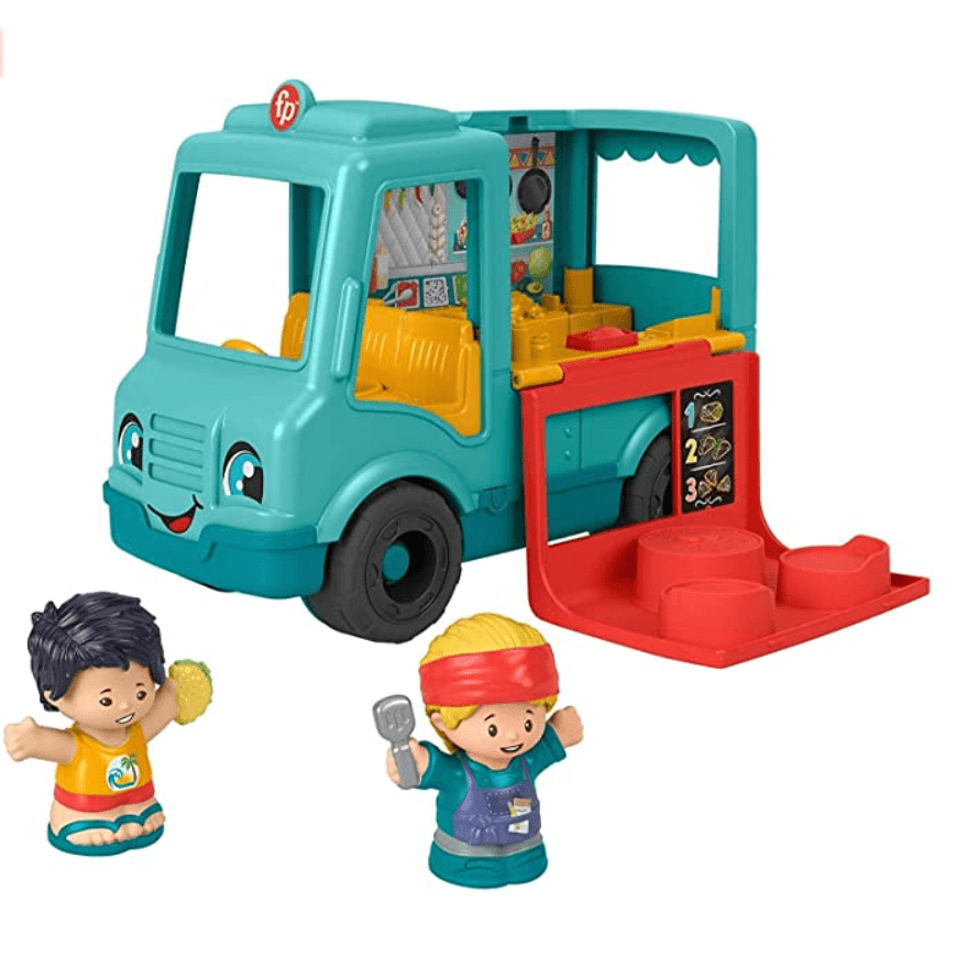 Fisher-Price Little People Serve It Up Food Truck Now .59 (Was .99)