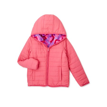 Girl's Winter Jackets ONLY $7 at Walmart