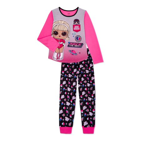 Disney, L.O.L. Surprise & Trolls Girls Pajamas On Sale from $3.86