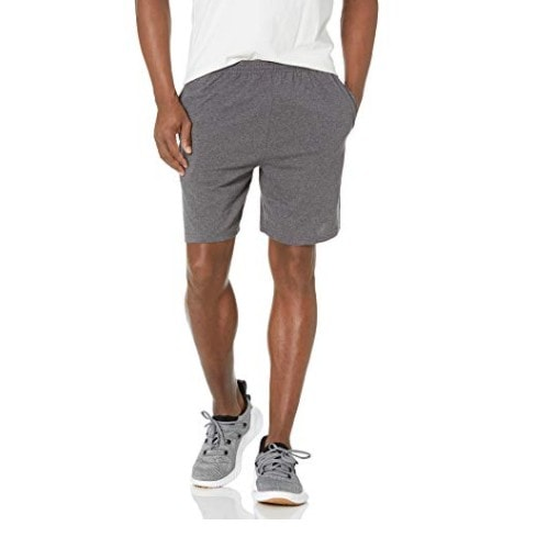 Hanes Men's Jersey Short with Pockets Now .99 (Was .00)