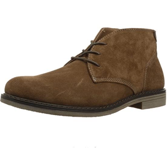 Nunn Bush Men's Lancaster Plain Toe Chukka Boot Now .00 (Was )