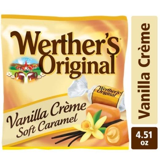 FREE Werther's Original Caramels at Walmart