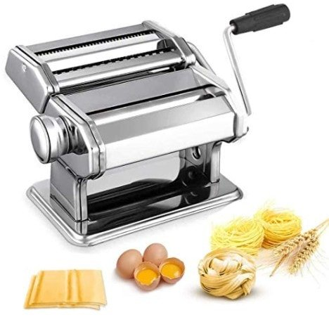 All in one 7 Thickness Settings Pasta Maker Machine Now .09