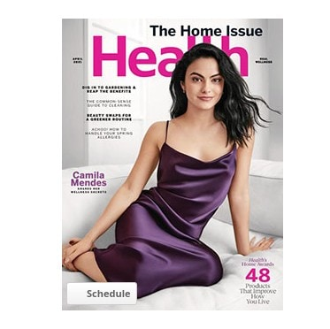 Free Two Year Subscription to Health Magazine