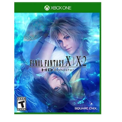 Final Fantasy X & X-2 HD Remaster - Xbox One Now .99 (Was .99)