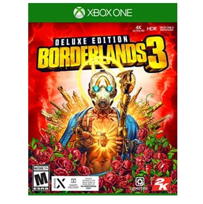 Borderlands 3 Deluxe Edition Xbox One Now .99 (Was .99)