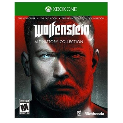 Wolfenstein: The Alternative History Collection - Xbox One Now .99 (Was )