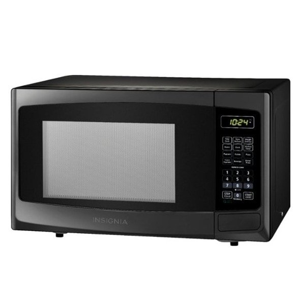 Insignia 0.9 Cu. Ft. Microwave Now .99 (Was .99)
